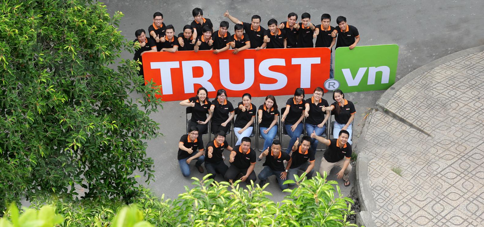 công ty thiết kế Web tại Hà Nội - Trust