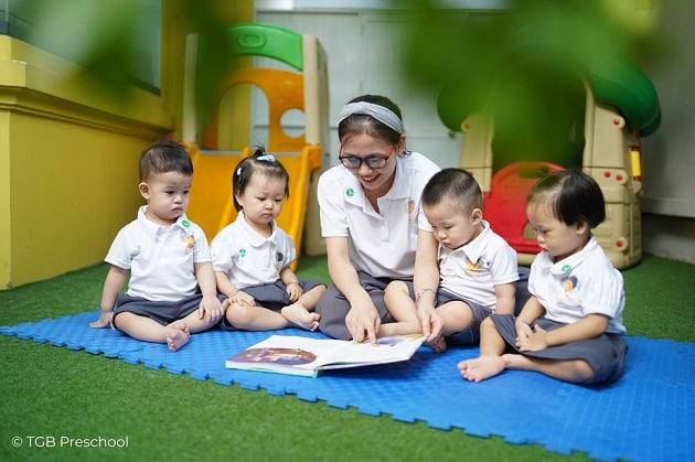 The Gold Beehive Preschool