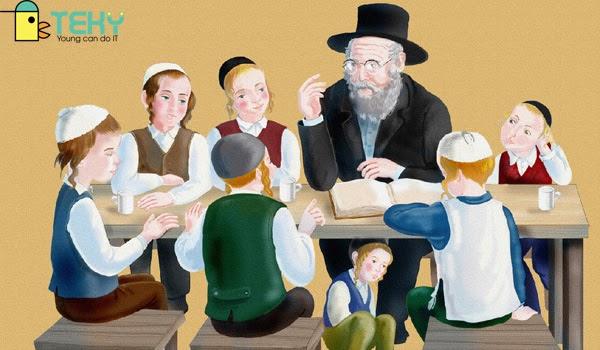 Đặc điểm chung về giáo dục con của dân tộc Do Thái