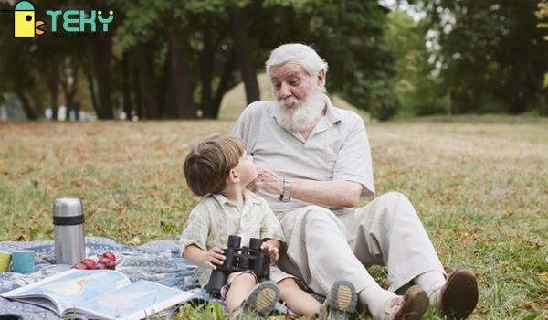 Dạy trẻ về tình yêu thương, luôn tôn trọng gia đình.