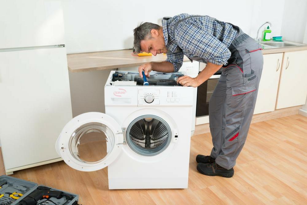 Sửa máy giặt tại nhà | Bảng giá công sửa chữa và linh kiện