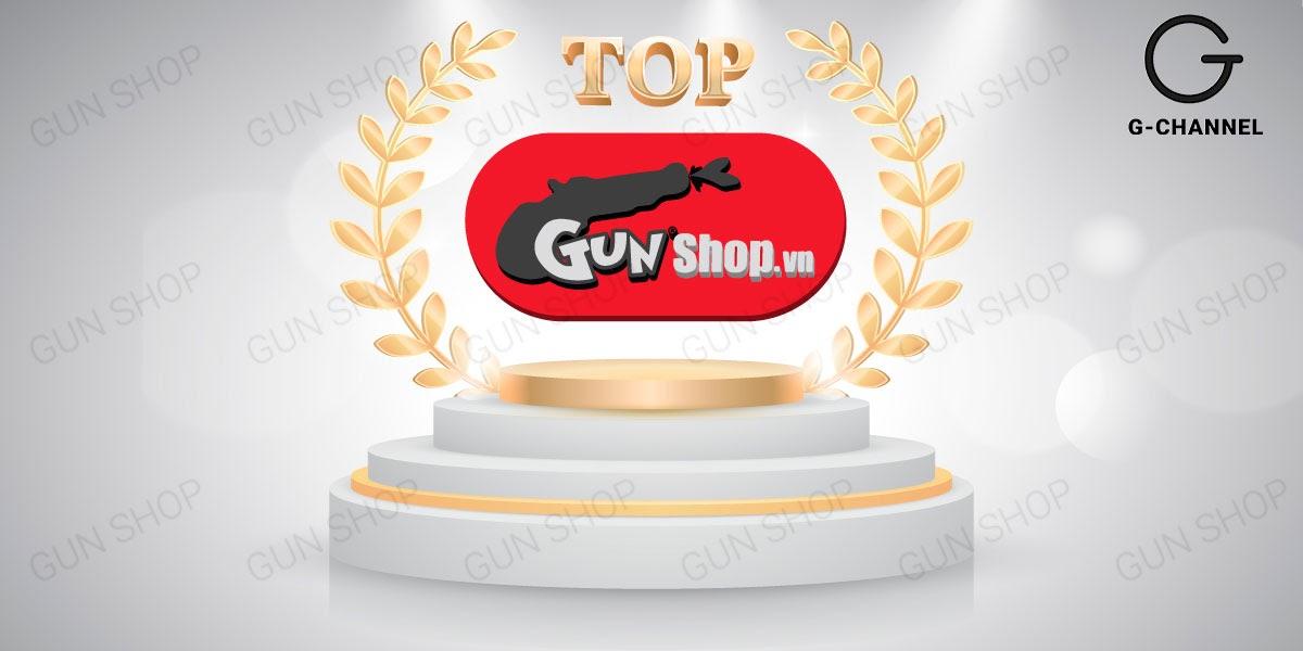 Gunshop là đơn vị phân phối bao cao su gai uy tín hàng đầu hiện nay